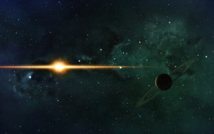 планета, вселенная, звезды