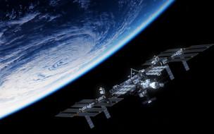 станция, Земля, планета