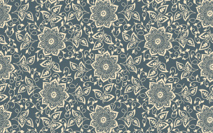 текстура, seamless, element, flower, цветы, pattern