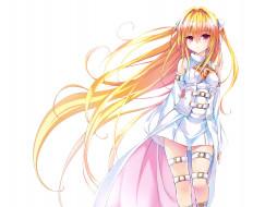 аниме, to love ru, девушка
