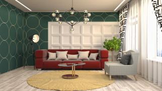 living room, гостиная, мебель, стиль, дизайн