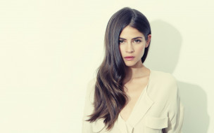 девушка, модель, Alba Galocha