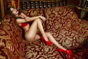 Евгения Амурова, модель, девушка