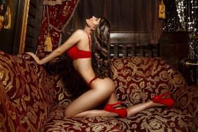 девушка, модель, Евгения Амурова