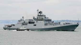 wallhaven, индийский флот, class talwar, фрегат, военный корабль