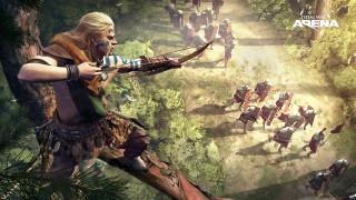 Arena, стратегия, онлайн, Total War, ролевая