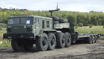 техника, военная техника, тягач, военная, грузовой, транспорт