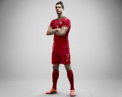 спорт, футбол, футболист, рональдо, форма, португалия