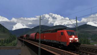 вагоны, поезд