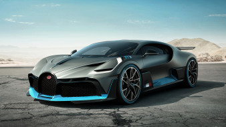 гиперкар, bugatti divo 2018, новая модель, бугатти