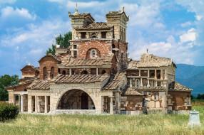 church of agia fotini - greece, города, - православные церкви,  монастыри, простор