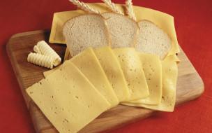 сыр, еда, хлеб