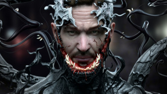 триллер, ужасы, фантастика, Venom