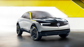 2018 opel gt x experimental, кроссовер, купе