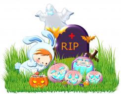 праздничные, хэллоуин, halloween, тыква, трава