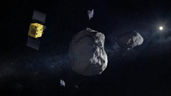 космический аппарат, кратеры, кометы, миссия, астероиды, космос