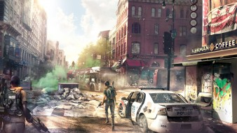 action, Tom Clancys The Division 2, шутер