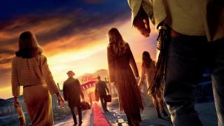 Bad Times at the El Royale, action, триллер