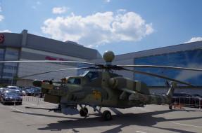 военная авиация, москва, авиашоу, ударный вертолет, ми-28н, ночной охотник