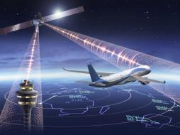 пассажирские самолёты, транспорт, навигация, авиалайнер, самалёт, авиация, спутник, техника, графика, высокие технологии