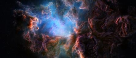 космос, галактики, туманности, звезды, вселенная, туманность