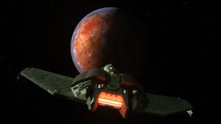 галактики, вселенная, космический корабль, полет