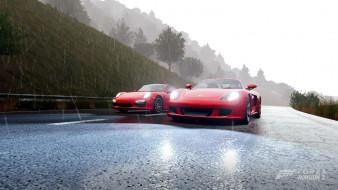 видео игры, forza horizon 2, автомобиль, трасса, фон, гонки