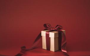 праздничные, подарки и коробочки, бант, праздник, подарок, лента