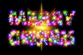 праздничные, векторная графика , новый год, лучи, новый, год, надпись, фон