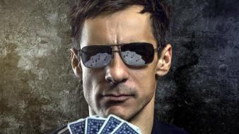 карты, очки