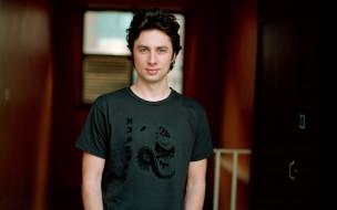 Zachary Israel Braff, футболка, актер