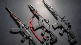 обои для рабочего стола 2048x1152 оружие, автоматы, weapon, assault, rifle, штурмовая, винтовка, кастом, custom, галил, galil, автомат, gun