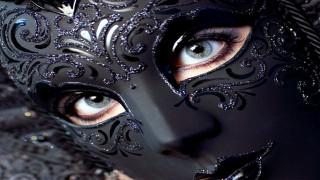 глаза, маска