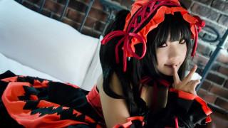 date a live, Kurumi Tokisaki, cosplay, японка