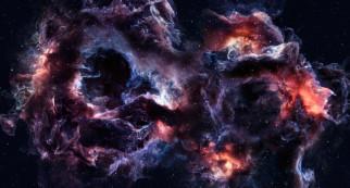 галактика, вселенная, туманность, звезды