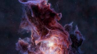 вселенная, звезды, галактика, туманность