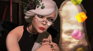 3d девушка, 3д графика, фантазия , fantasy, 3d, фэнтези, девушка