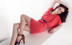 Anna de Rijk, девушка, модель
