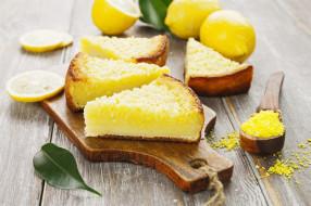 еда, хлеб,  выпечка, выпечка, лимоны, пирог
