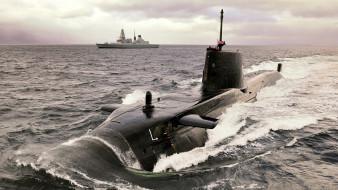 подводная лодка астюта, королевский флот, флот, подводная лодка, astute-class submarine, wallhaven, корабль