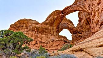 природа, горы, скалы