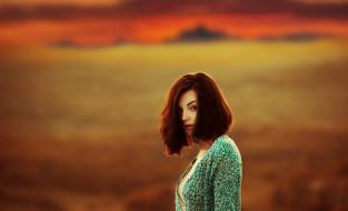 девушка, девушки, -unsort , рыжеволосые и другие, модель