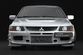 silver lancer evolution tuning 3d