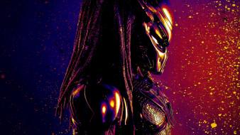 the predator , 2018, кино фильмы, the predator, ужасы, фантастика, постер, the, predator, хищник, фильмы