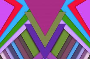 полосы, линии, цвет, узор, фон