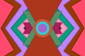узор, фон, цвет, полосы, линии