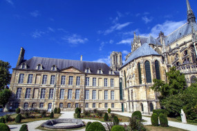 Cathedral Notre Dame, Reims