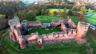 Scotland, Bothwell Castle