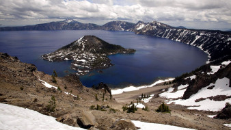 Crater Lake National Park, Utah