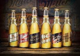 бренды, miller, пиво
